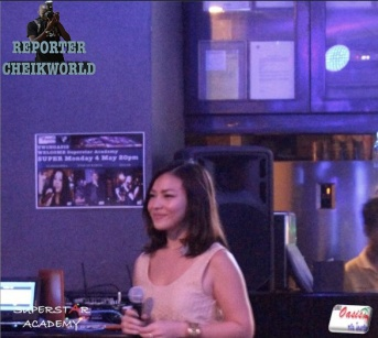 SUPERSTAR ACADEMY AT TWINOASIS GUY LOUNGE By Cheikworld_Reporter