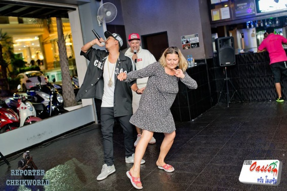 SHOWCASE B.King,Scarafino and Mc dubjo TWINOAIS GUY . JUNE 2015 By Cheiworld_Reporter