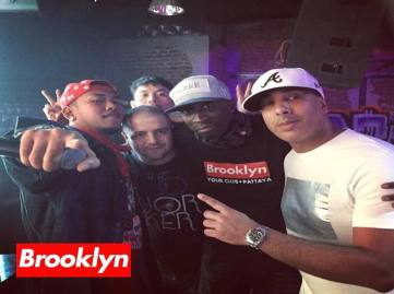 Dj Abdel 26-02-2016 BROOKLYN LIVE CLUB DISCOTHEQUE By Chaianan Moontreephakdee Cheikworld Reporters
