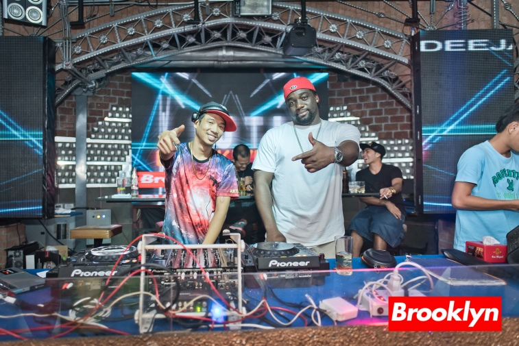 09-04-2016 (2) | SATURDAY NIGHT LIVE #BROOKLYNCLUBLIVE By Chaianan Moontreephakdee Cheikworld Reporters
