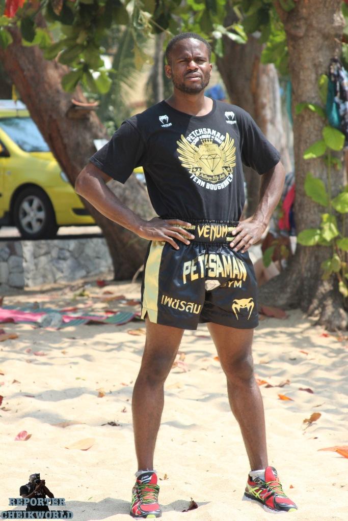 Petchsaman FC - GYM MUAYTHAI 2015 By Cheikworld Reporters