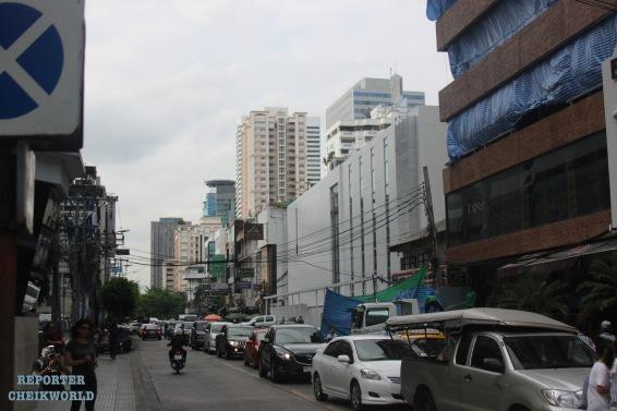 Bangkok Street 2016 Photography By Cheikworld Reporters – à Bangkok.