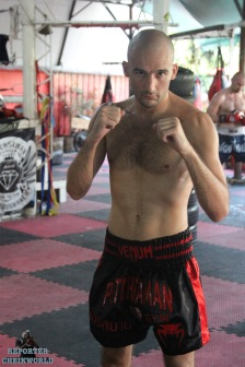 Petchsaman FC - GYM MUAYTHAI 2015 By Cheikworld Reporters