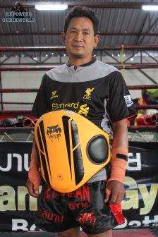 Petchsaman FC - GYM MUAYTHAI PATTAYA THAILAND By Cheikworld Reporters