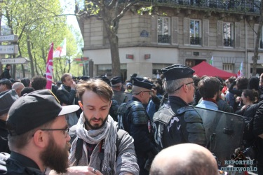 'International Workers' Day, 1th May 2016 PARIS By Cheikworld Reporter