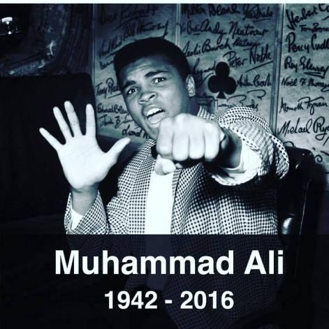 MUHAMMAD ALI 1946-2016