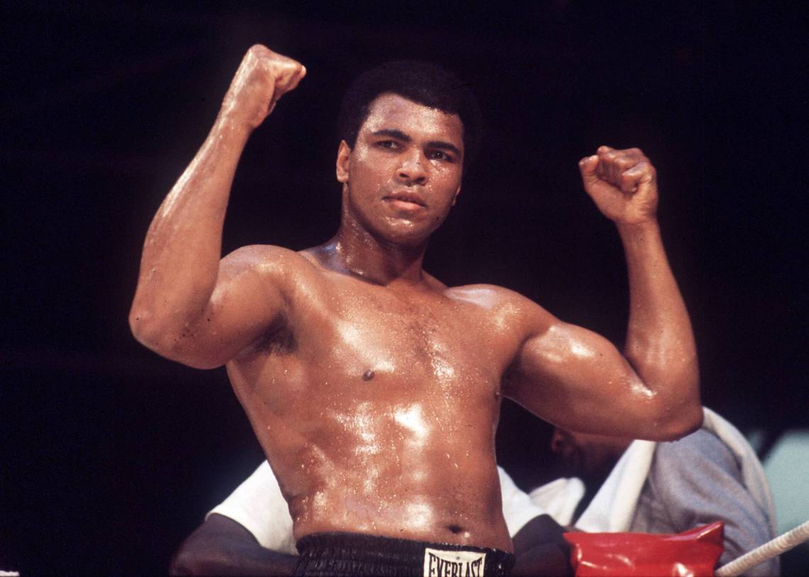 Boxe : Retro - Mohamed Ali - 12.01.2012 -