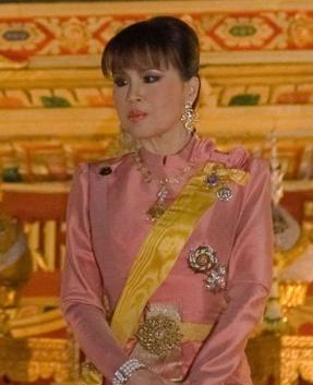 อุบลรัตนราชกัญญา สิริวัฒนาพรรณวดี La princesse Ubolratana Rajakanya Sirivadhana Barnavadi / vieparis.fr